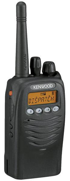 TK-3173 Handheld Portable Compact Two-Way Radio - Click Image to Close