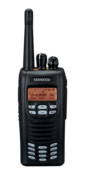 NX 200/300 Nexedge Handheld Portable Two-Way Radio