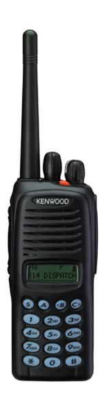 TK 2180/3180 Handheld Portable Two-Way Radio Wireless - Click Image to Close
