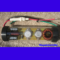 In Line Noise Suppressor | Radio Noise Reduction Filter 25 Amp