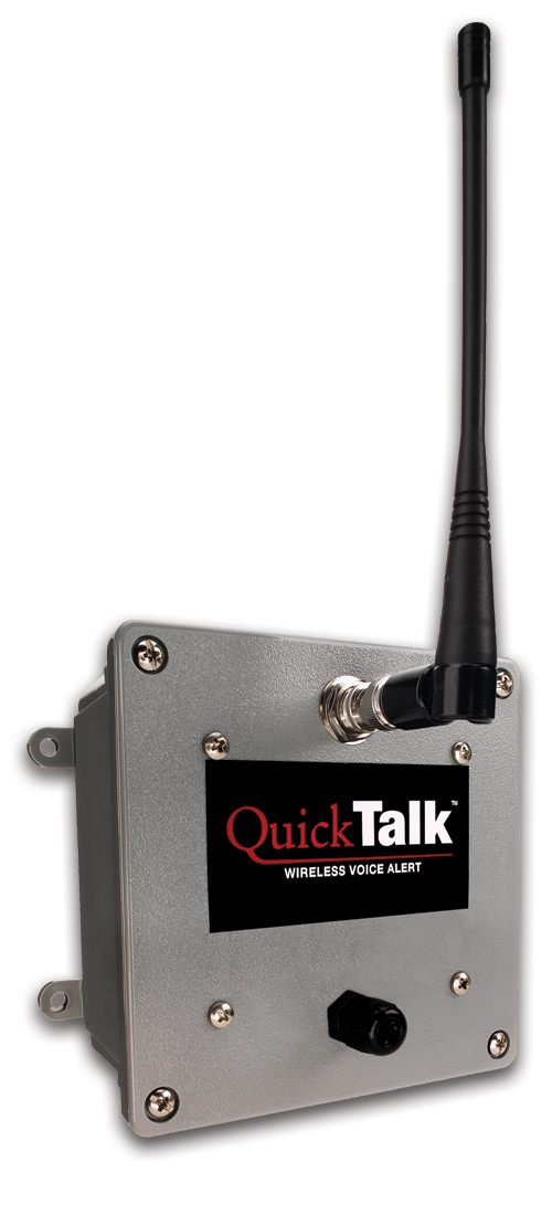 QuickTalk Wireless Monitor & Alert Sytem by Ritron - Click Image to Close