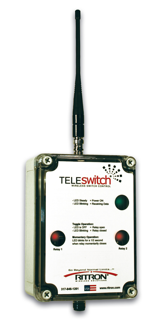 Wireless Remote Switch Control Teleswitch by Ritron