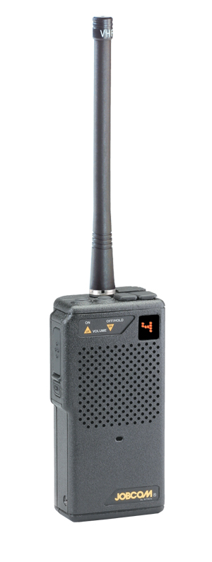 Portable Two Way Radio Handheld | Jobcom JMX Portable Radio